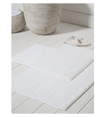 THE WHITE COMPANY Île de Ré bath mat large
