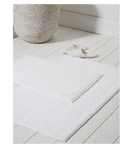 THE WHITE COMPANY Île de Ré bath mat large