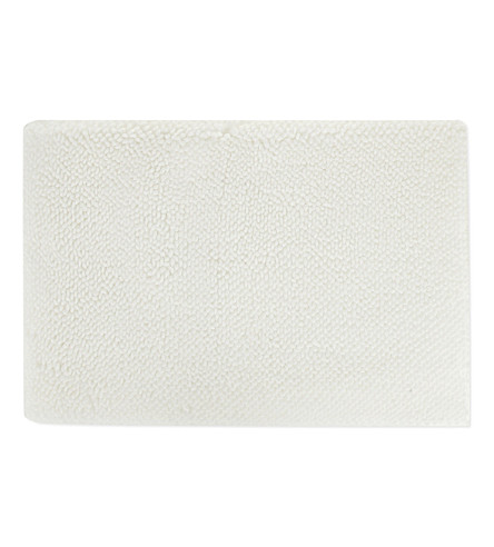 THE WHITE COMPANY Île de Ré bath mat medium