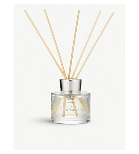 THE WHITE COMPANY White Lavender diffuser 150ml (No+colour