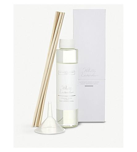 THE WHITE COMPANY 白色薰衣草扩散器 150毫升 (无 + 颜色