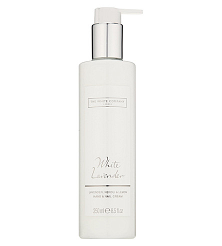 The White Company began trading in the mid 's. Back then, they concentrated mainly on beautifully designed homewares, but they began offering fragrances and beauty products over a decade ago. This White Lavender body lotion combines the bright scent of the classic British garden flower with Sicilian lemon and basil while the moisturising lotion is quickly absorbed into the skin.