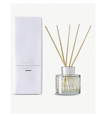 THE WHITE COMPANY Lime & bay diffuser