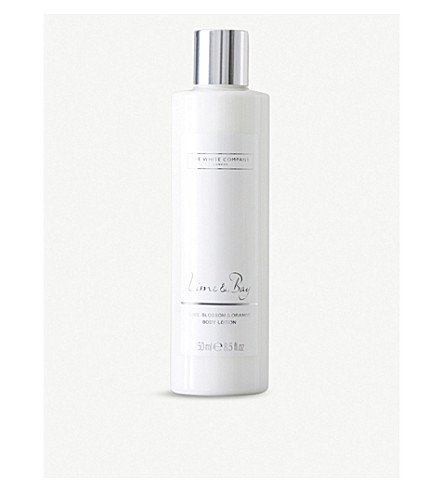 THE WHITE COMPANY 石灰 & 湾体乳液 250ml (无 + 色
