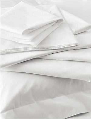 THE WHITE COMPANY Egyptian cotton deep fitted sheet