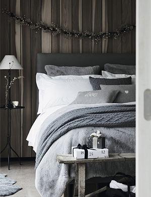 THE WHITE COMPANY Oxford Egyptian Cotton pillowcase 75cm x 50cm