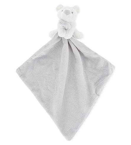 THE LITTLE WHITE COMPANY Lumi polar bear comforter (White