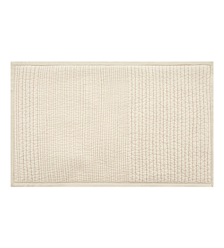 THE WHITE COMPANY Milford small rectangle pillow case (Natural