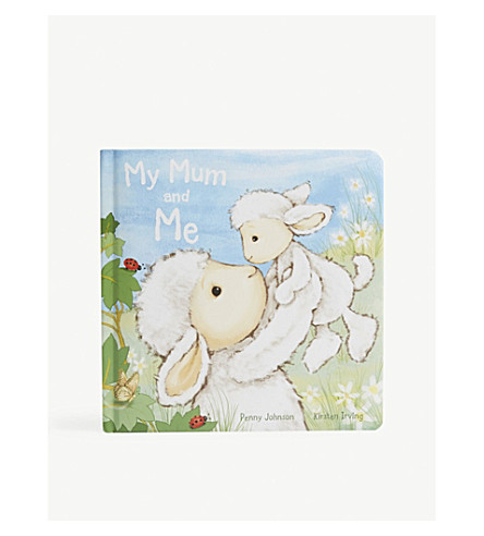 THE LITTLE WHITE COMPANY My Mum and Me story book (White
