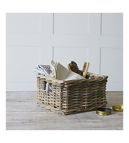 THE WHITE COMPANY Kubu multi-purpose basket (Natural