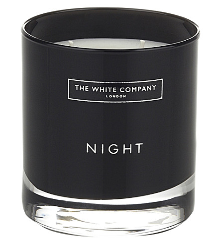 THE WHITE COMPANY Night candle