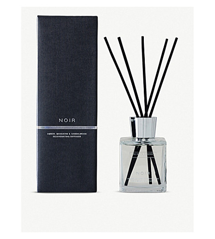 THE WHITE COMPANY Noir diffuser 200ml (No+colour