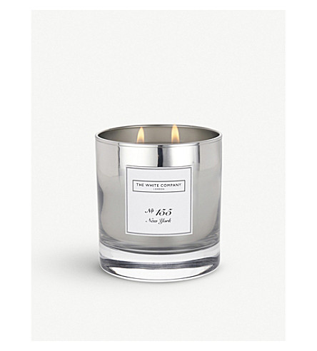 THE WHITE COMPANY No.155 scented candle 280g (No+colour