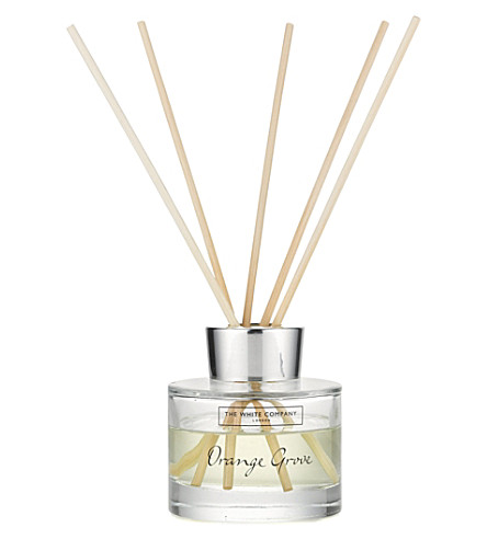 THE WHITE COMPANY Orange grove diffuser 150ml (No+colour