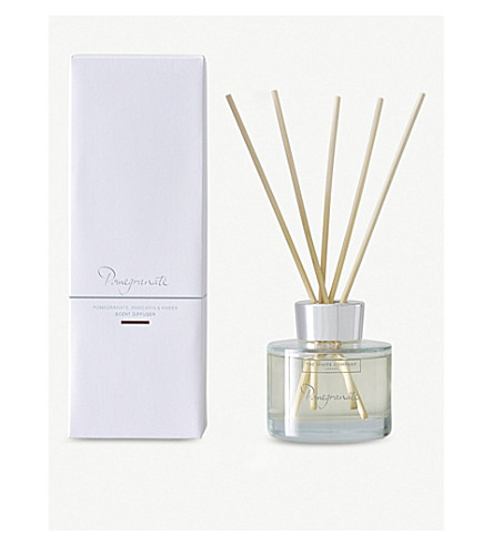 THE WHITE COMPANY Pomegranate diffuser 150ml (No+colour