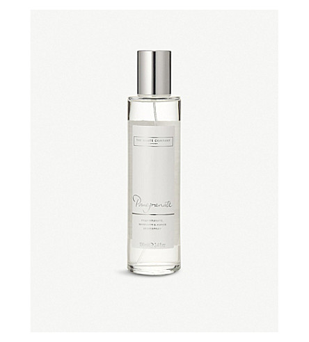 THE WHITE COMPANY Pomegranate home spray 100ml (No+colour