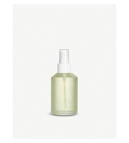 THE WHITE COMPANY Spa Relax Super Glow Body Oil 125ml (No+colour