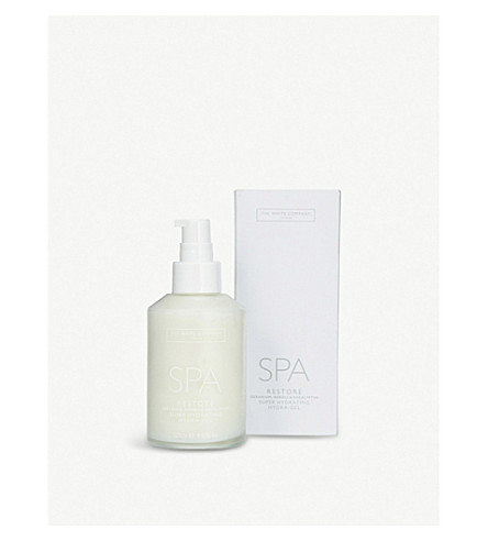 THE WHITE COMPANY Spa Restore super-hydrating hydra gel (No+colour