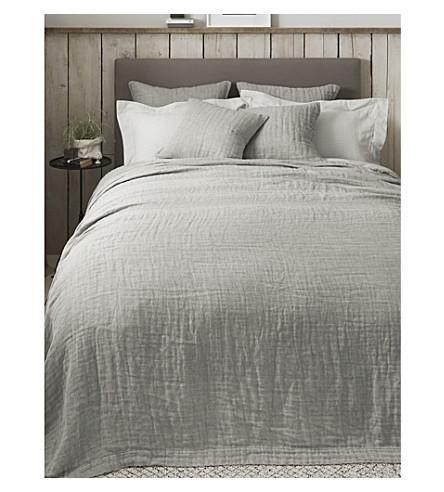 THE WHITE COMPANY - Rivington linen and cotton-blend single ...