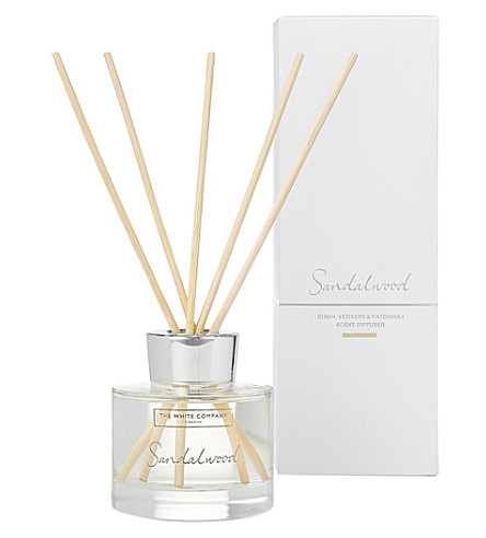 THE WHITE COMPANY Sandalwood diffuser 150ml (No+colour