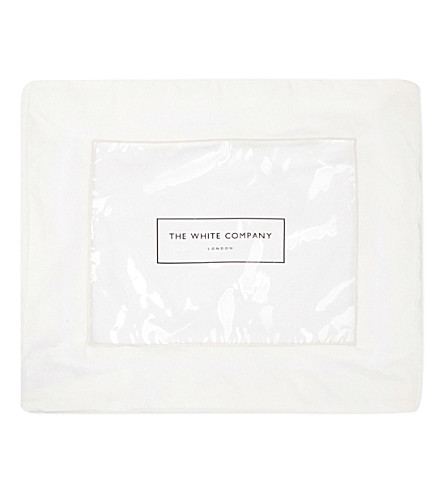THE WHITE COMPANY Cashmere & bedlinen storage bag set of two (White