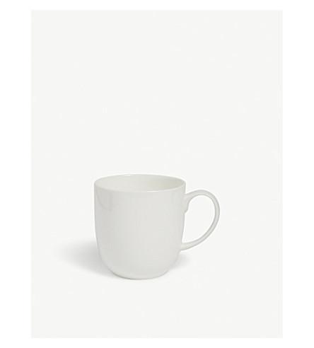 THE WHITE COMPANY Symons Bone China mug (White