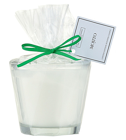 THE WHITE COMPANY Mojito Candle (No+colour