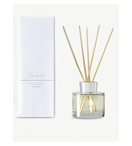 THE WHITE COMPANY Seychelles scent diffuser 150ml (No+colour