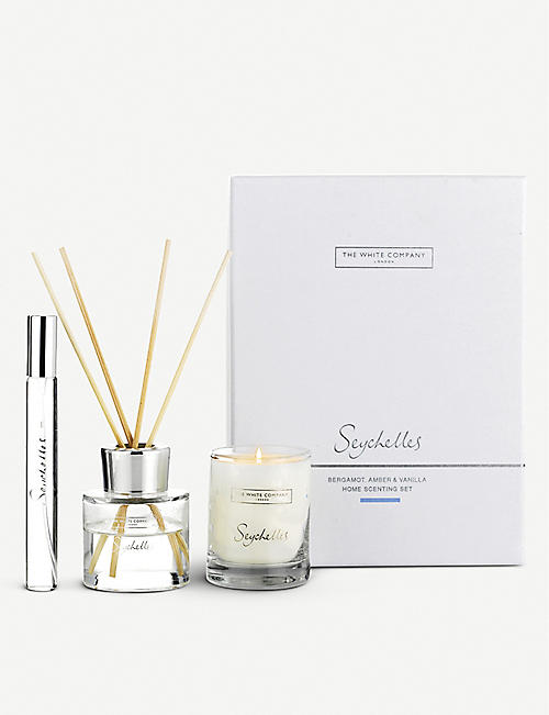 THE WHITE COMPANY Seychelles 家居香氛套装