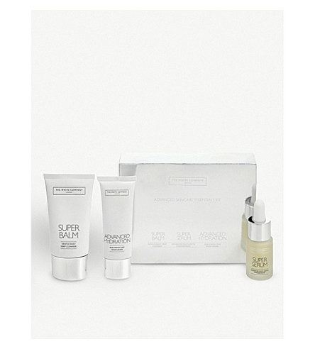 THE WHITE COMPANY Advanced Skincare Essentials kit (No+colour