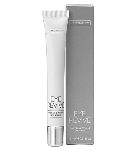 THE WHITE COMPANY Eye Revive daily brightening eye serum (No+colour