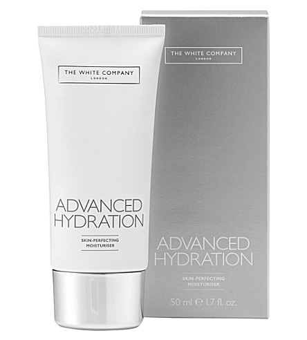 THE WHITE COMPANY Advanced Hydration Skin-perfecting Moisturiser 50ml (No+colour