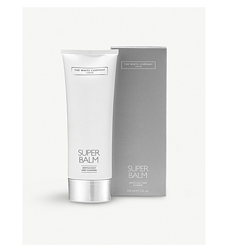 THE WHITE COMPANY Super Balm Gentle Daily Deep Cleanser 150ml (No+colour