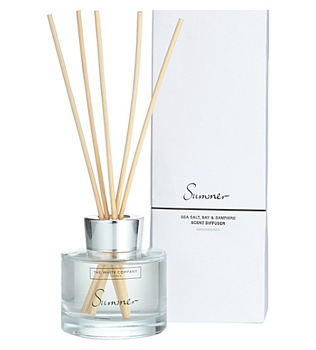 THE WHITE COMPANY Summer scent diffuser 150ml (No+colour