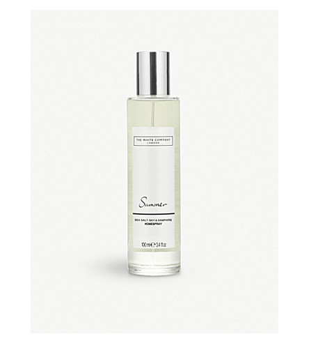 THE WHITE COMPANY Summer scented room spray 100ml (No+colour