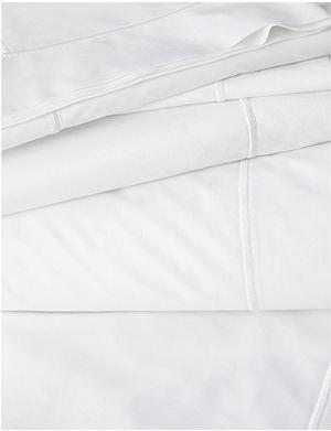 THE WHITE COMPANY Savoy cotton flat sheet