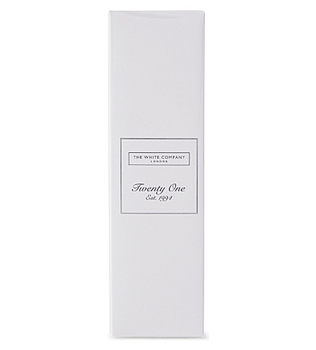 THE WHITE COMPANY Twenty one eau de toilette 30ml (No+colour