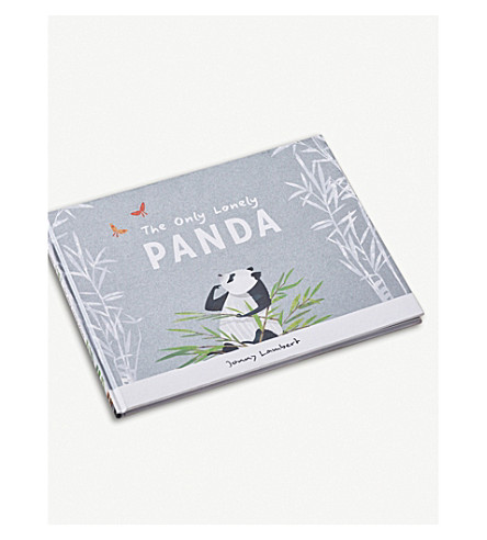 THE LITTLE WHITE COMPANY The Only Lonely Panda book by Johnny Lambert (Multi