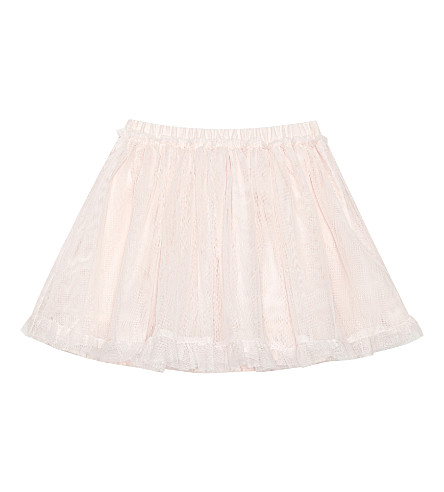 THE LITTLE WHITE COMPANY Tutu skirt 0-24 months (Whisper+pink