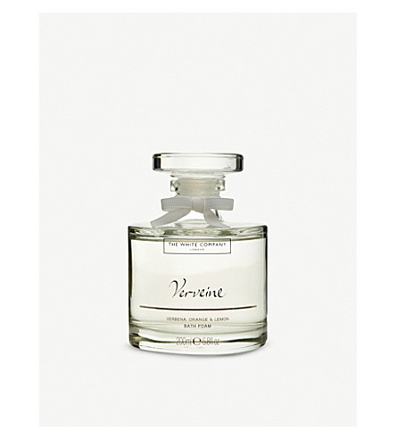 THE WHITE COMPANY Verveine 浴泡滗水器 200ml (无 + 色
