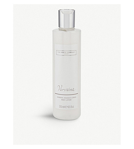 THE WHITE COMPANY Verveine body lotion 250ml