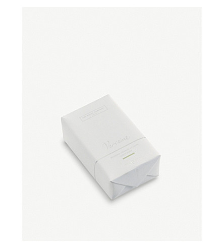 THE WHITE COMPANY Verviene soap 100g (No+colour