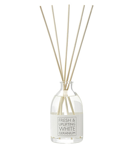 THE WHITE COMPANY White Geranium scent diffusers (No+colour