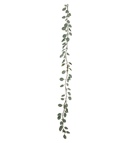 THE WHITE COMPANY Fine cedar leaf garland (Natural