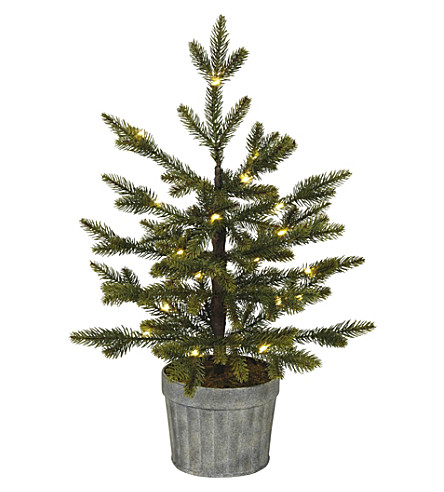 THE WHITE COMPANY Pre-lit nordic spruce (Natural