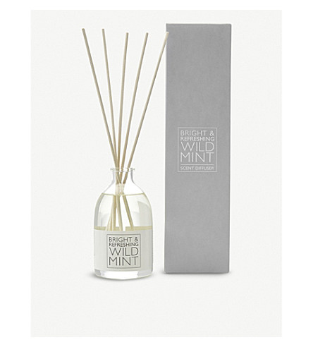THE WHITE COMPANY Wild Mint scent diffusers (No+colour