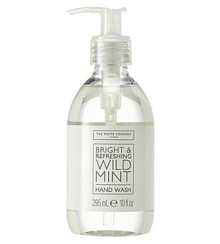 THE WHITE COMPANY Wild Mint hand wash (No+colour