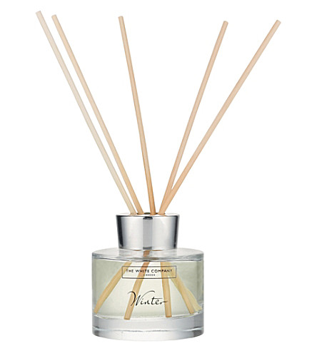 THE WHITE COMPANY Winter scented diffuser (No+colour