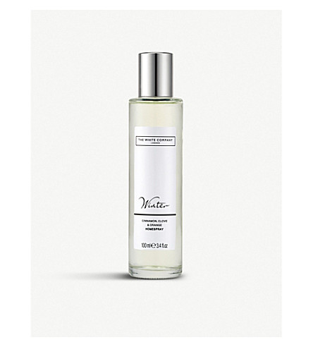 THE WHITE COMPANY Winter home spray 100ml (No+colour