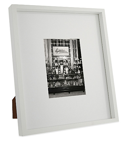 THE WHITE COMPANY Fine wooden frame 5x7